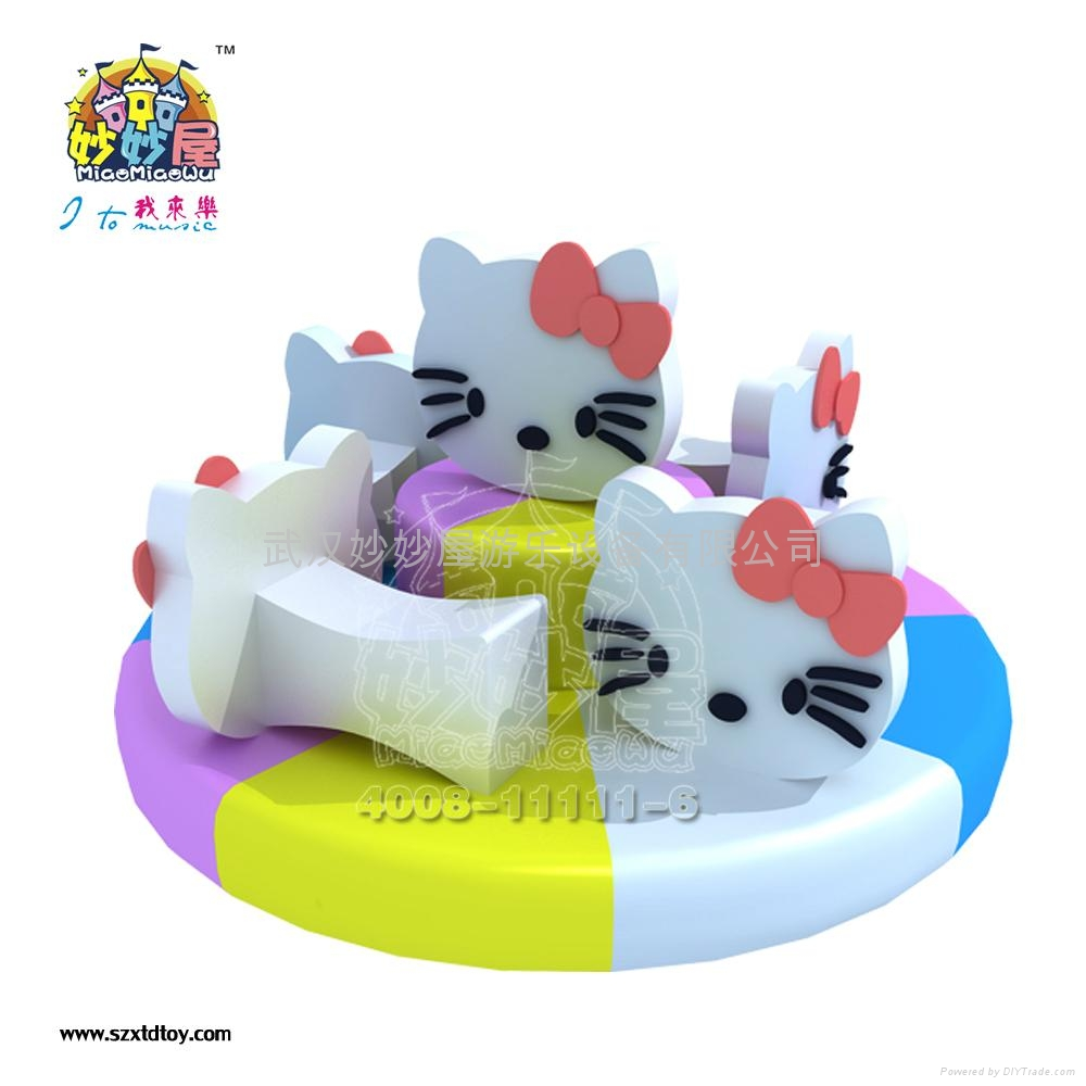 妙妙屋厂家销售新款淘气堡儿童乐园,儿童游乐园设备 3