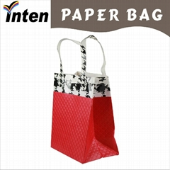 paper handle jewelry paper bag