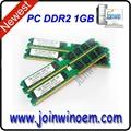 Full compatible 64mb*8 desktop ram ddr2 1gb for longdimm 2