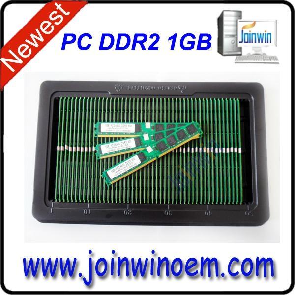 Full compatible 64mb*8 desktop ram ddr2 1gb for longdimm 1
