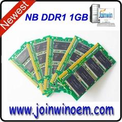 PC3200 400MHZ 64mb*8 16chips ram ddr1 1gb
