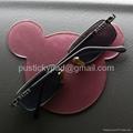 Fashional Strong Sticky Anti Slip Pad For Cars Magic pad Non slip pad 4