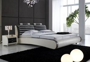 Superior 2014 Latest Design Leather Beds Latest Design Of Bedroom Furniture
