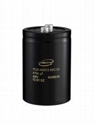 Aluminum Electrolytic Capacitors (FE20400472M6C090)