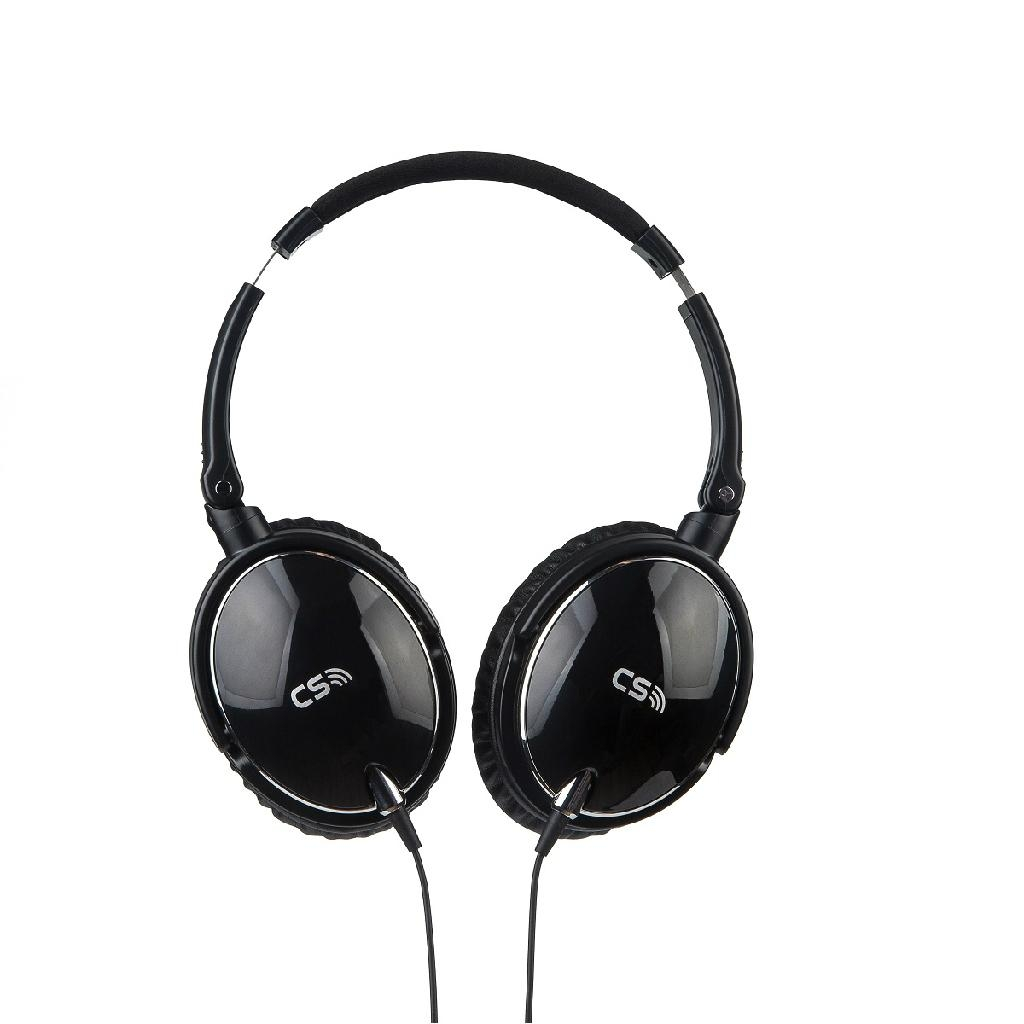 Computer Media Active Noise: Active Noise Canceling Headphones