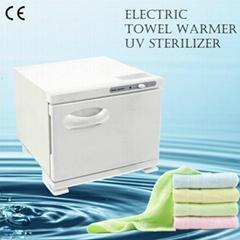New Arrival beauty equipment Multi-function Mini-Towel Warmer and UV Sterilizer