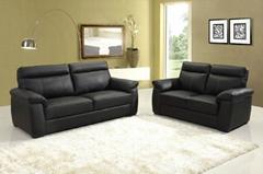 真皮3+2+1组合 沙发