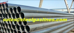 API5L ERW Steel pipe