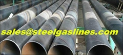 ASTM A106 GR.B seamless carbon steel tube pipe