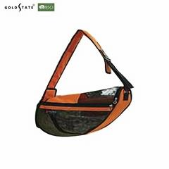 See-through pet bag