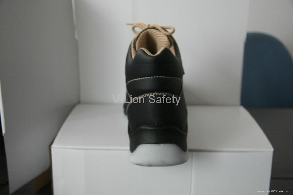 safety footwear CE EN20345 5