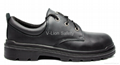 Grain smooth leather Safety shoes 2