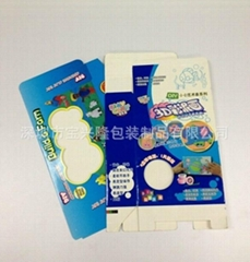 color box ,paper box ,package for toys and phone  ect.