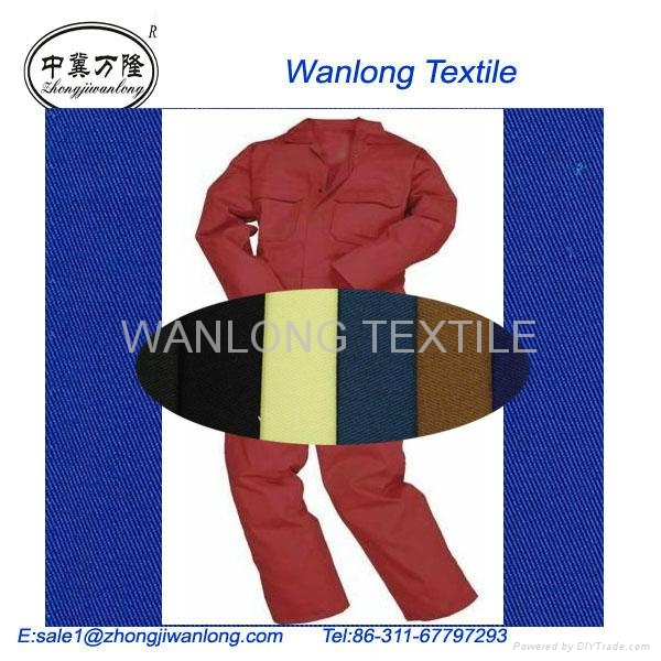 """t/c twill fabric 20x20 108x58 58"""" coverall fabric workwear fabric t/c 65*35 over 2"""