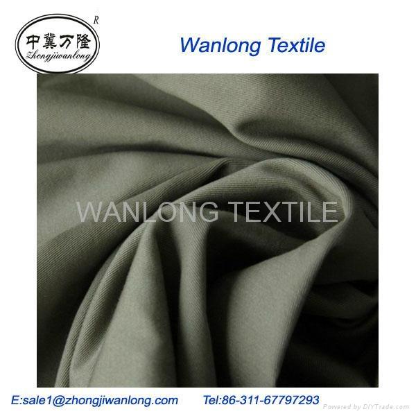 Dyed TC Twill Fabric   TC 65/35 20*16 120*60 63'' 3/1 3