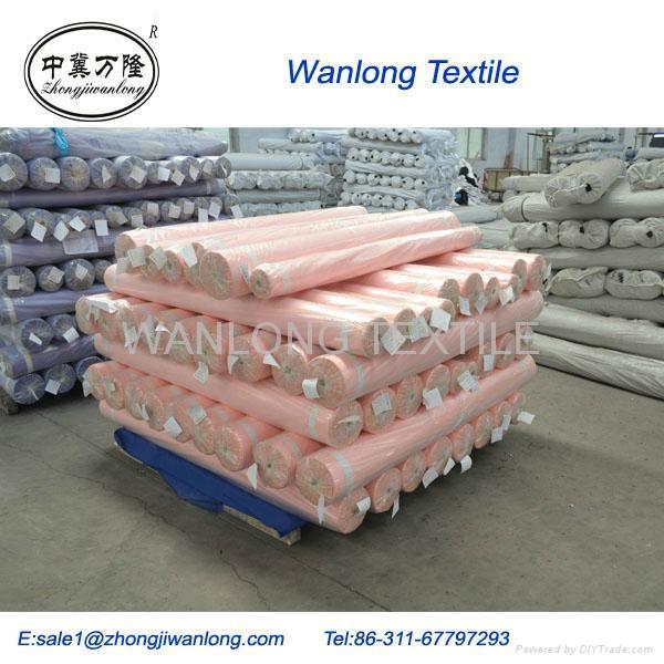 Dyed TC Twill Fabric   TC 65/35 20*16 120*60 63'' 3/1 5