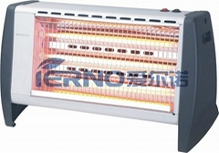 Electric  Quartz Heater 2KW Four Quartz Tubes Heater