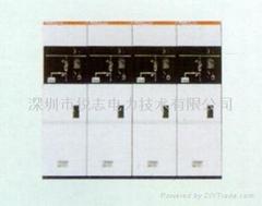 XGN15-12I 單元式六氟化硫環網櫃
