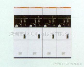 XGN15-12I 單元式六氟化硫環網櫃 1