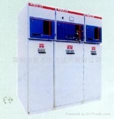 XGN15-12III型六氟化硫環網櫃