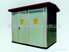 復合材料外殼箱式變電站