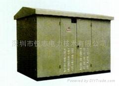 鋼板外殼箱式變電站