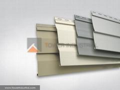 PVC exterior wall panel
