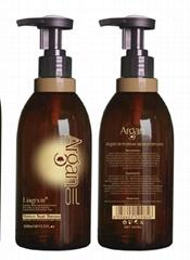 2014 New Brand Argan Oil Shampoo Liagrxin