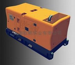建筑工程用大型400A柴油发电电焊机