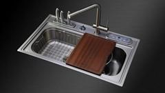 超声波清洗机智能水槽kc-2029