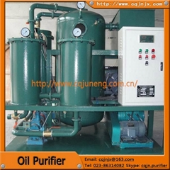 RZL china vacuum lube oil purifier device