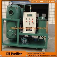 TZL china vacuum turbine oil purifier equipment
