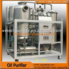 KL china vacuum fire-resistant oil purifier equipment
