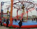 Big Trampoline Bungee Jumping Trampoline Mobile Trampoline 2