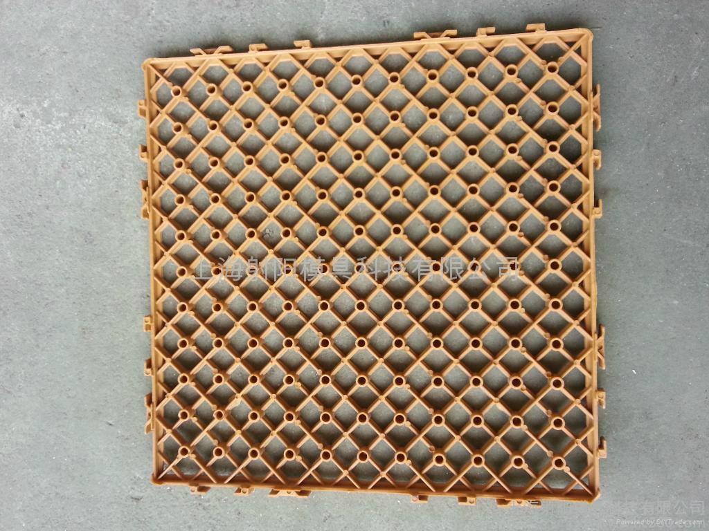塑料网垫 2