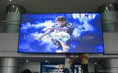 Competitive price Outdoor Advertising P20 LED panel