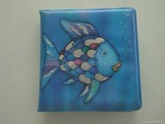 bath toy plastic bath book