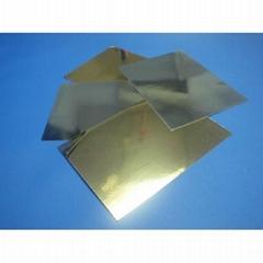 Metallic Laminated Paper