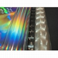 Holographic PET/PVC/OPP/CPP Film (PET, PVC, OPP&CPP) 2