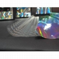 Holographic PET/PVC/OPP/CPP Film (PET, PVC, OPP&CPP) 3