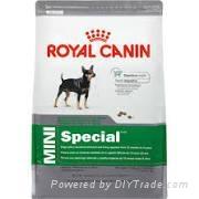 Royal Canin Mini Special Dog Food 17 lb Bag