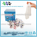 compressed non-woven paper napkin magic towel coin tablet tissue  4
