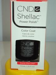 CND Nail Shellac UV Nail Color Polish Decadence .25 oz