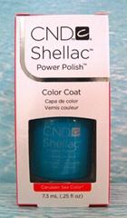CND Nail Shellac UV Gel Nail Color Polish Negligee .25 oz