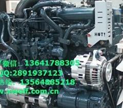 宝马压路机发动机大修件维修配件
