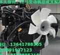 移动照明车D1105发动机大修