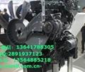 轮式装载机久保田发动机配件大修