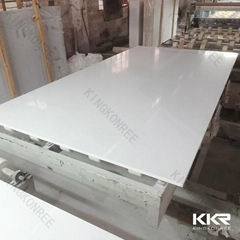 glacier white wholesale engineered artificial quartz slabs