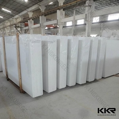 Super White Quartz Stone Interior Wall Stone Decoration