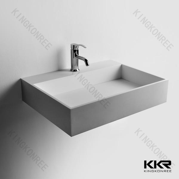 Wholesale Contemporary Unique Composite Acrylic Solid Surface Bathroom Sinks 5. Wholesale Contemporary Unique Composite Acrylic Solid Surface